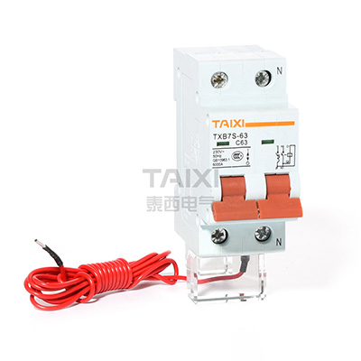 TXB7S-63 Circuit Breaker (Controllable MCBs)