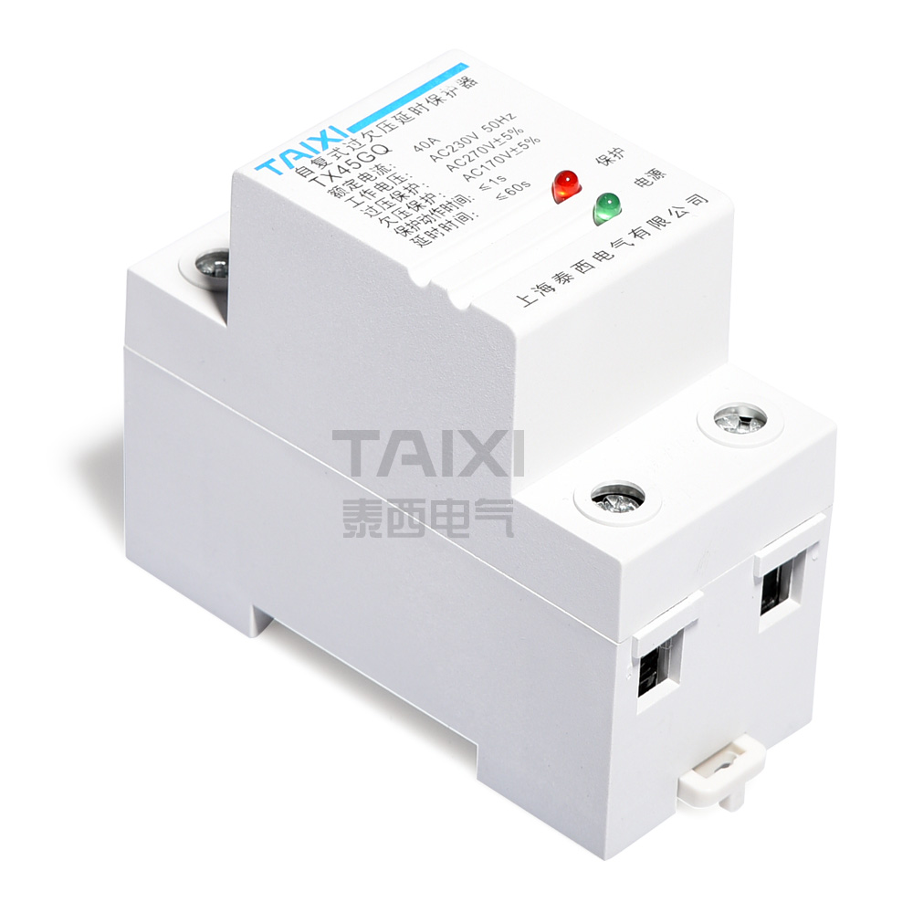 Over Voltage And Under Voltage Protection Devices Taixi