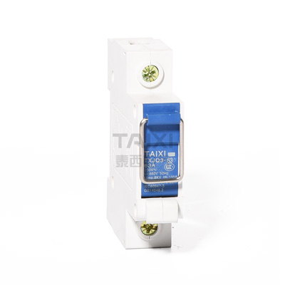 TXJQ3 Electrical Isolation Switch