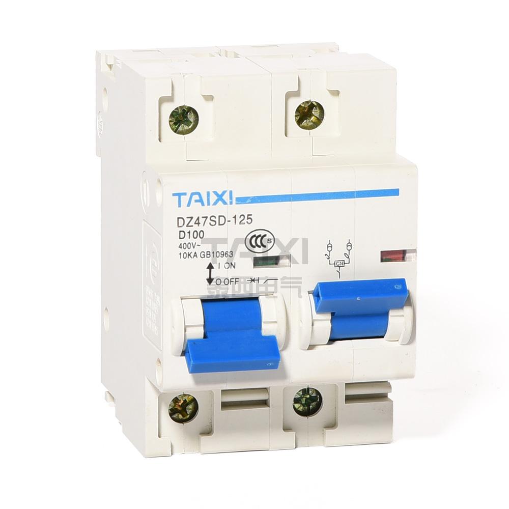 100 Amp Transfer Switch Taixi Electric Off Miniature Circuit Breaker Module View