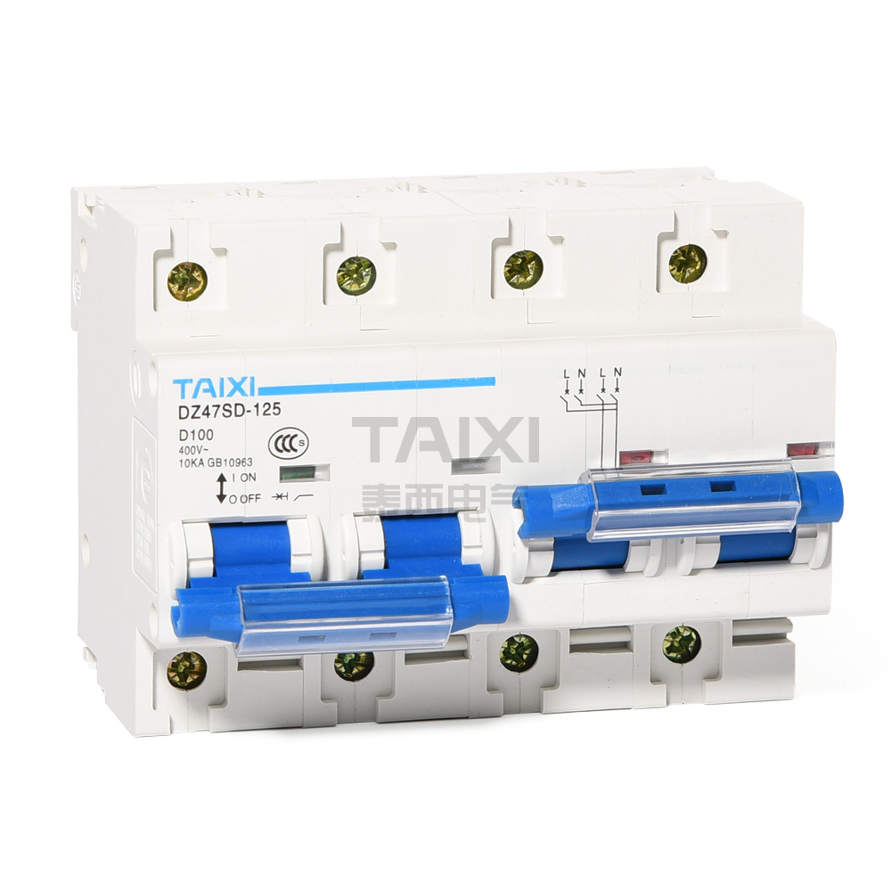 100 Amp Transfer Switch Taixi Electric 4 Circuit