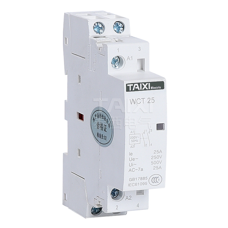 Electrical AC Contactor Manufacturers - TAIXI Electric