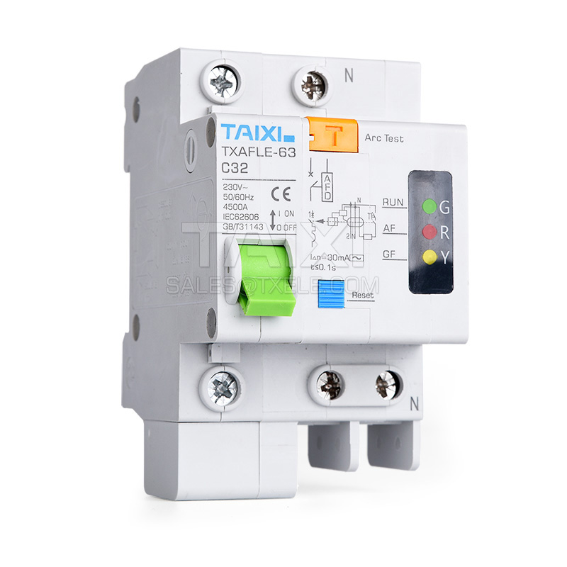 AFCI Circuit Breaker Arc Fault Detection Protection Devices ... on